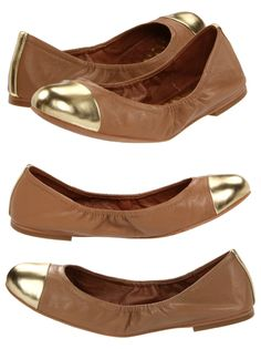 $100 Baxton Ballerinas by Sam Edelman