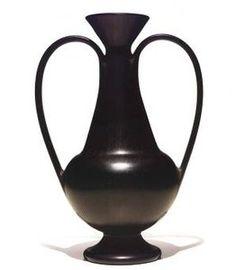 Gio Ponti, Bucchero Vase, 1951
