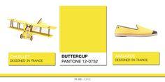 Buttercup Pantone 2016