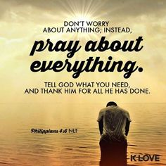 I say this all the time. It works! #prayer