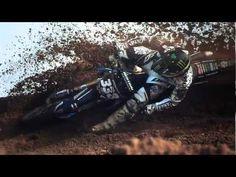 Monster Energy Yamaha Motocross 2012