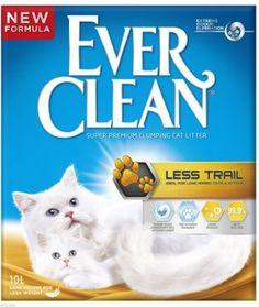 Ever Clean Patilere Yapışmayan İz Bırakmayan Kedi Kumu 10 Litre