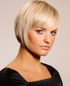 Short Hairstyles : Short Bob Hairstyles With Bangs For Women With Straight Thin Fine Hair 2017 Short Hairstyles for Women with Fine Hair try Shaggy or Bob?
