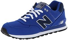 New Balance 574, Unisex-Erwachsene Sneakers, Blau (Blue), 40.5 EU (7 UK) - http://on-line-kaufen.de/new-balance/40-5-eu-7-uk-new-balance-574-unisex-erwachsene-4
