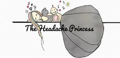 The Headache Princess A blog about new daily persistent headache. Chronic headache. Migraine.Headache for six years. Comic drawing about chronic pain. NDPH
