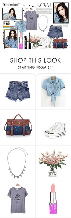 """""""demi,basic style"""" by marigabi ❤ liked on Polyvore featuring Retrò, Topshop, INC International Concepts, Lime Crime and Ardency Inn"""