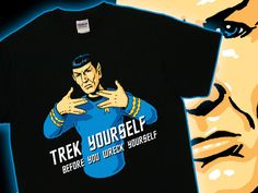 I'm not even a Trekkie, and I think this is awesome