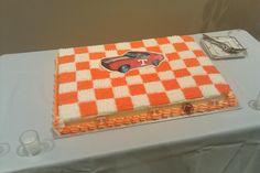 Tennessee Wedding Cake