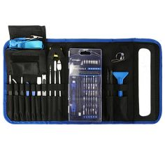 86 in 1 multitool screwdriver set multifunctional precision screwdriver bits computer mobile phone repair tools. Product ID: Pc Repair, Laptop Computers, Computer Laptop, Kids Electronics, Phone 7, Mobile Phone Repair, Screwdriver Set, Computer Hardware, Macbook Air