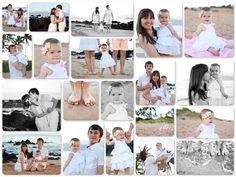 Maui Family Photo with baby