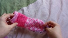 Disposable Face Mask with Earloop, Breathable and Comfortable for Personal Care Protection Masks) Knit Baby Booties, Kids Socks, Crochet Slippers, Fingerless Gloves, Baby Knitting, Arm Warmers, Youtube, Projects To Try, Quilts