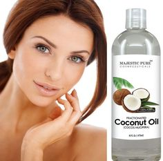 Fractionated Coconut Oil by Majestic Pure Review #tomoson #review