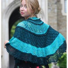 Check out Nelkin Designs Pavito Shawl PDF at WEBS | Yarn.com.
