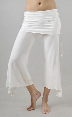 Lotus Yoga Pants with Skirt | Yoga Pants | Yoga Skirts | www.ShopOmPure.com