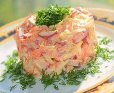 По просьбе читателей — салат для похудения с морковью!