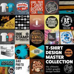 3d7e2c3b7 10 Best T shirt design bundle images | Design bundles, Dress shirts ...