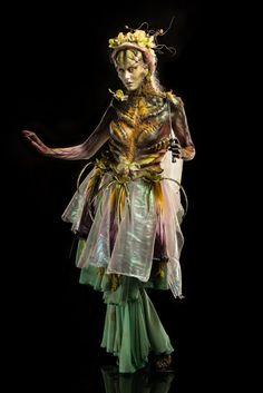 Syfy Face Off Season 5 Episode 5 - Mother Earth Goddess Spotlight Challenge - Laura