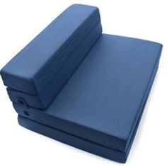Milliard Tri-Fold Foam Folding Mattress and Sofa Bed for Guests or Floor Mat - Twin XL Inch