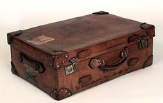 English Country accessories luggage/hand bag leather