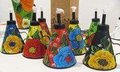 Colorful Interior Design, Colorful Interiors, Home Interior Design, Diwali, Flamingo, Decoupage, Stencils, Crochet, Boho