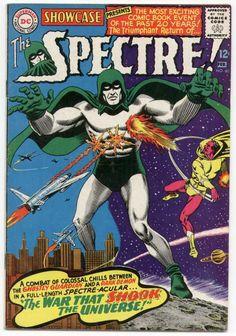 The Spectre - Silver Age