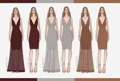 Auriele (desenhos de Moda): A Cor de 2015 , Marsala ...