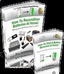 Battery Reconditioning - The EZ Battery Reconditioning Course. Is it a scam? Written by Tom Ericson Frank Thompson. See and decide for yourself! - Save Money And NEVER Buy A New Battery Again