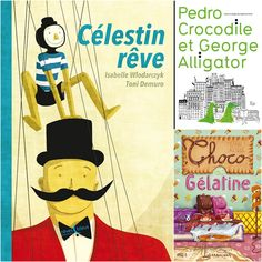 Crocodile, Marianne, Delphine, Isabelle, Album, Coups, Blog, Toile, Crocodiles
