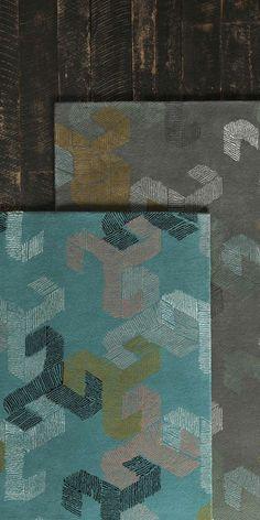 Jessica Swift for Chandra rugs