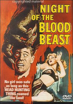 Pretty girls are on it in these Monster movies if no other reason than they look good in the poster/ad.