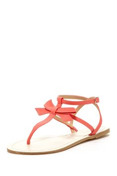 Yes, yes, I know it's getting way to cold for these cute sandals.. but maybe for in summer??