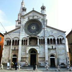 Duomo di Modena in Modena, Emilia-Romagna