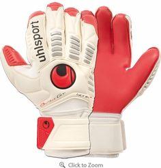 Uhlsport Ergonomic Asolutgrip Bionik Soccer Goalkeeper Gloves - $129.99