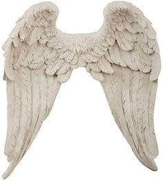 Design Toscano EU20780 Heavenly Guardian Angel Wings Wall Sculpture
