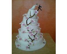 pasteles de boda originales - Buscar con Google