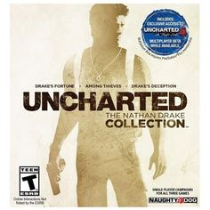 Uncharted: The Nathan Drake Collection (PS4 Digital Download Card) $25.99  $1.82 Rakuten Cash  Free Shipping http://www.lavahotdeals.com/us/cheap/uncharted-nathan-drake-collection-ps4-digital-download-card/51647