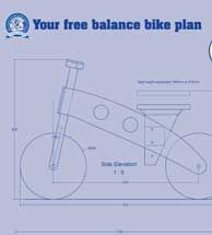 Balance Bike - The Woodworkers Institute