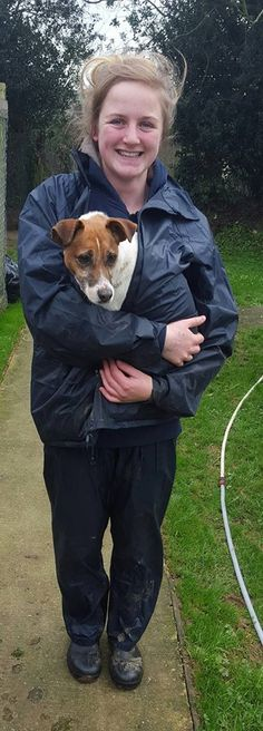 WHEN JESS...met Jess!  Volunteer Jess has a soft spot for her namesake! Four legged Jess is looking for an adults only home as an only pet. Her new owners will be capable, experienced terrier people who are very active and energetic, with a sense of fun. 01872 560232 Adults Only, Four Legged, Doggies, Terrier, People, Little Puppies, Pet Dogs, Terriers, People Illustration