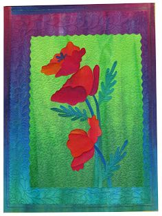 Frieda Anderson - Hand dyed fabric, Quilt Artist, Teacher | Dyeing Workshop