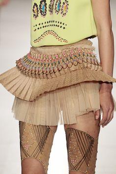 collection 2012 Yvonne Kwok Amfi