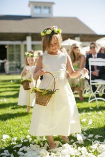 Flower-girls Photos and Ideas - Style Me Pretty Weddings - Page - 3