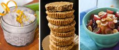 15 Quick and Easy High-Protein Snacks via @dailyburn