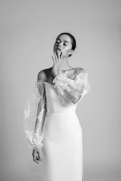 We're so excited to present the the latest and greatest glamour from Alon Livné. The 2018 bridal collection, Wild Orchid, explores stunning designs for the high-fashion, modern bride while maintaining a classically traditional bridal essence that any bride can appreciate. A-lines, cuffed sleeves, off-the-shoulder and more — Mr. Livné made sure this 2018 collection is …