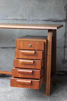 Bent Ply and Teak desk, Gordon Russell, 1950s http://abelsloane1934.com/bent-ply-teak-desk-gordon-russell-1950s/