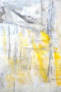:Light It Up 2013 Original Acrylic Artwork Modern by T30Gallery - hints of sunshine in the winter:
