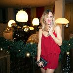 SOMETHING NEW FASHION KERST PLAYSUIT! SNF blog: http://www.somethingnewfashion.com/something-new-fashion-kerst-playsuit/