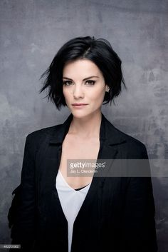 Actress Jaimie Alexander of 'Blindspot' poses for a portrait at Comic-Con International 2015 for Los Angeles Times on July 9, 2015 in San Diego, California. PUBLISHED IMAGE.