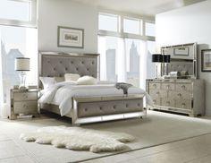 Farrah King Bedroom Group by Pulaski Furniture