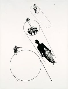 Target Practice (In the Name of the Law) László Moholy-Nagy (American (born Hungary), Borsod Chicago, Illinois) Date: ca. 1927 Medium: Gelatin silver print Dimensions: x cm Bauhaus, Laszlo Moholy Nagy, Dance Project, Maker Culture, Target Practice, Josef Albers, Photocollage, Gelatin Silver Print, Metropolitan Museum