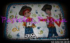 Pastel Jessie y Woody de Toy story